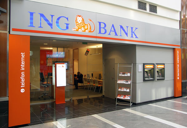 Крупнейшая финансовая группа Голландии ING увеличила прибыль 725%