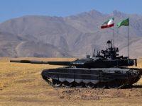 Иран развернул танки на границе с иракским курдским регионом, – чиновник