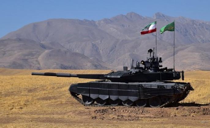 Иран развернул танки на границе с иракским курдским регионом, - чиновник