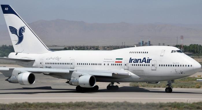 Иран заключил контракт с Boeng на $17 млрд