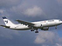 Иранская авиакомпания Iran Air получила первый постсанкционный «Аэробус»