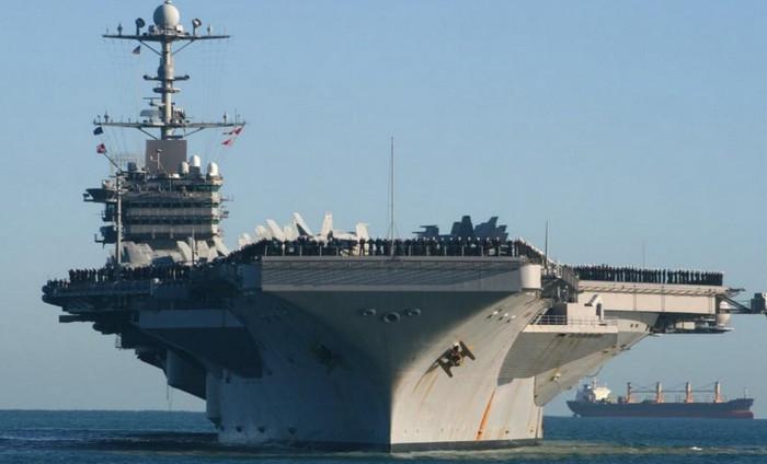 Иранские беспилотники создают угрозу для кораблей США в Персидском заливе