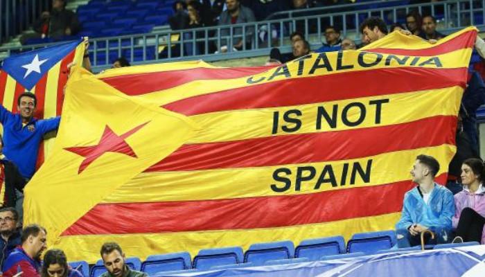 Испания намерена применить силу для подавления протестов в Каталонии