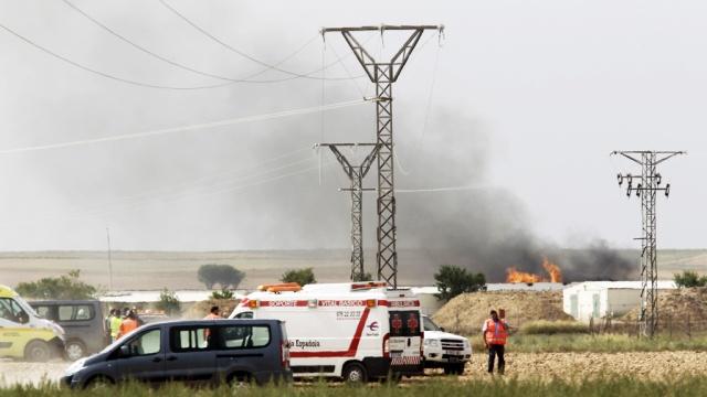 В Испании несколько человек погибли в результате взрыва на заводе пиротехники Pirotecnica Zaragozana