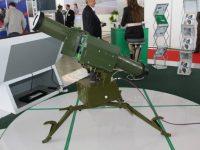 Испытание противотанкового комплекса «Скиф» прошло успешно, — Турчинов