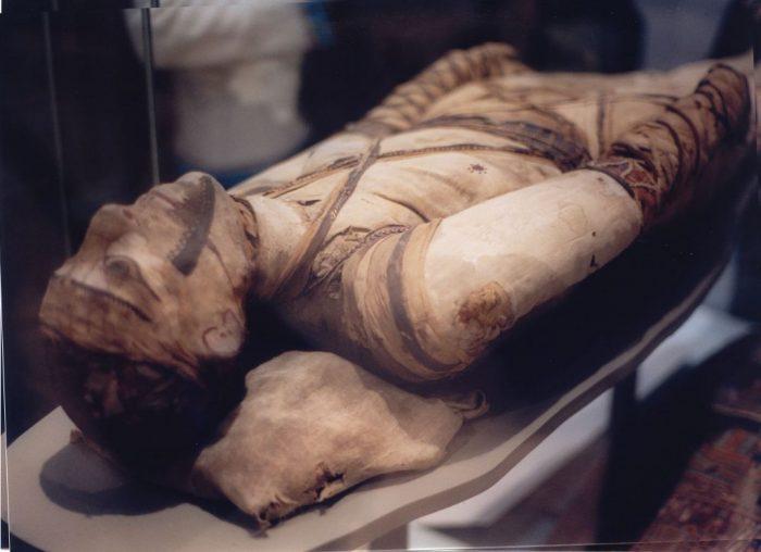 Исследователям впервые удалось расшифровать ДНК египетских мумий