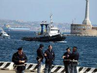 Италия отправляет военные корабли к берегам Ливии