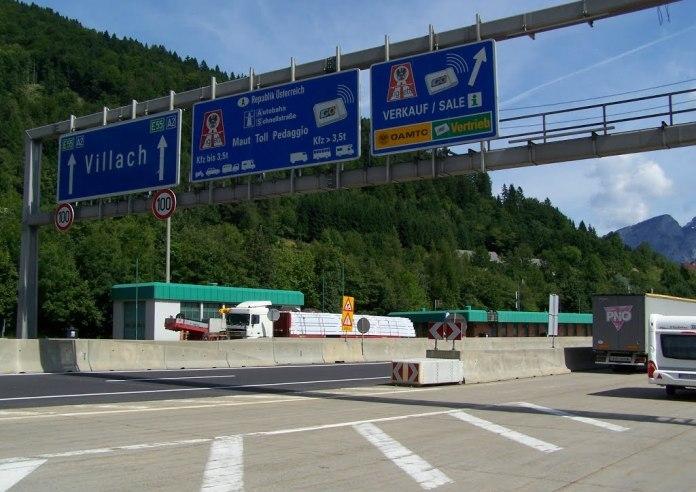 Австрия усиливает пограничный контроль с Италией
