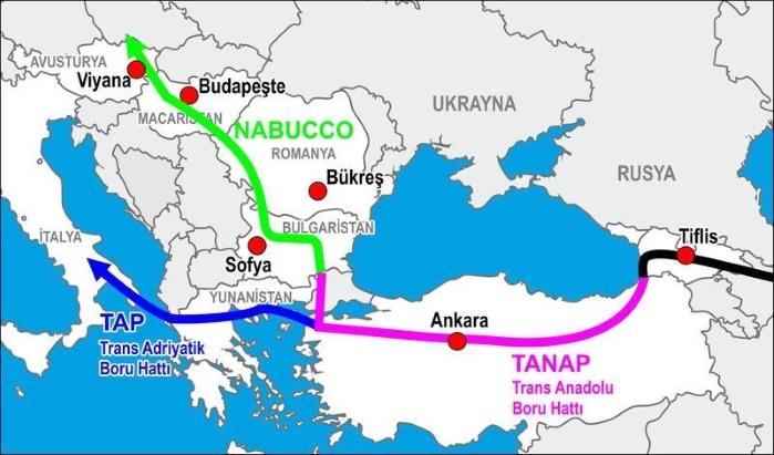 Массовые протесты: Итальянцы блокируют строительство Трансадриатического газопровода