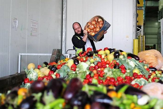 Итальянские магазины заинтересовали отдавать еду бедным