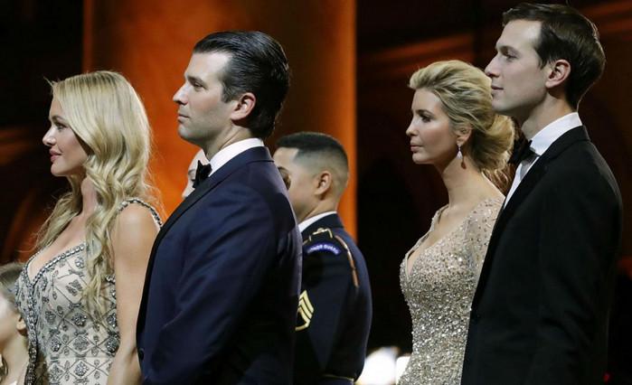 Иванка и Дональд Трамп-младший обвиняются в мошенничестве
