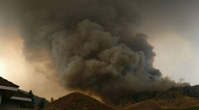 Из-за лесных пожаров Канада объявила эвакуацию новых районов