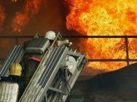 Из-за пожара остановлена работа крупнейшего в Европе нефтезавода Shell