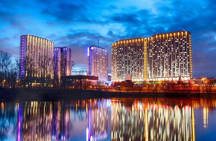 «Измайлово Альфа» – одна из лучших гостиниц Москвы!
