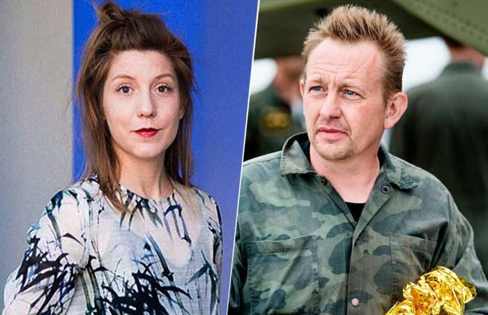 Изобретатель Мадсен после пыток расчленил шведскую журналистку Ким Валль