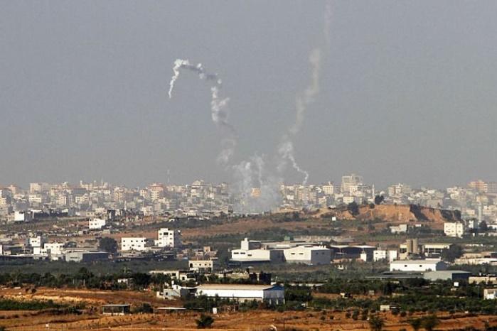 Израиль под ракетным обстрелом: в Сдероте раздавался сигнал воздушной тревоги
