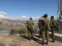 Израиль сбил сирийский самолет-разведчик над Голанскими высотами