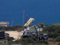 Израиль утверждает, что сбил беспилотник на границе Голанских высот с Сирией