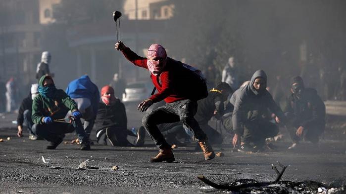"""Израиль vs Палестина: в """"день гнева"""" пострадало 767 человек"""