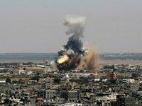 Израильтяне сообщили о ракетном обстреле со стороны Синая
