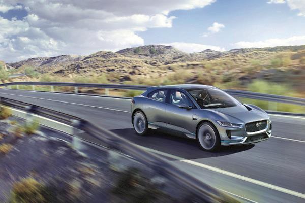 Jaguar Land Rover планирует производить электромобили в Великобритании