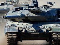 Кабинет министров Германии утвердил рекордный экспорт оружия