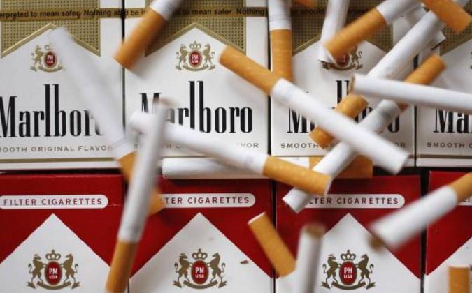 Кабмин планирует повысить акцизы на сигареты до европейского уровня