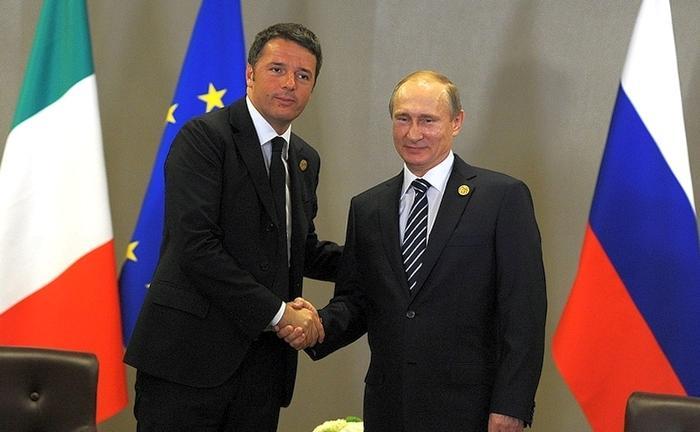 Как Италия помогла России избежать новых санкций