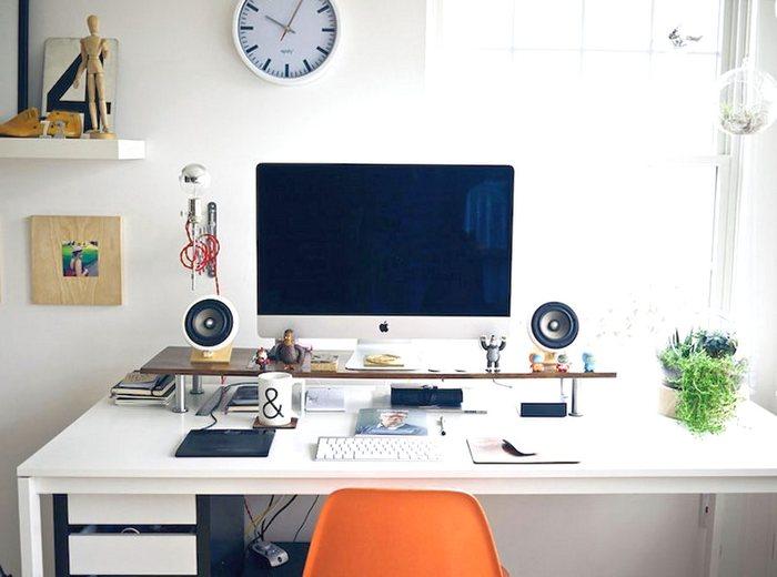 Как организовать рабочее место на дому