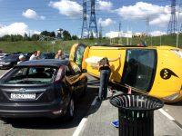 Как получить страховку при ДТП в такси и наказать виновных по закону?