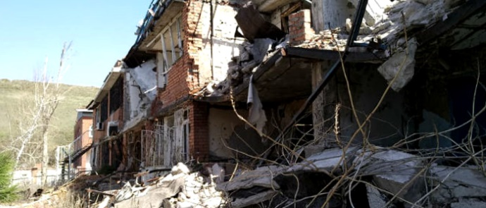 Зона АТО, ООС, ущерб, компенсация, квартира, дом, разрушение, выплата, Донбасс, суд