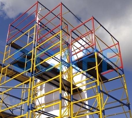Как выбрать строительную вышку тур