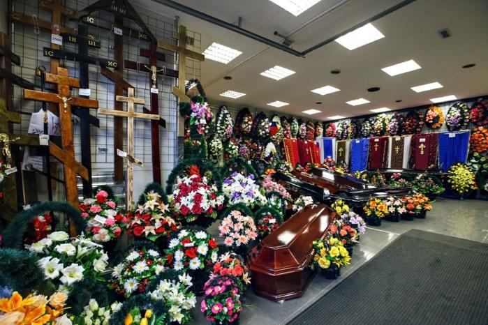 Какзарабатывают на ритуальных услугах в Украине
