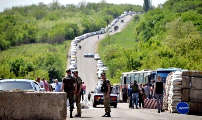 ООС, Операция объединенных сил, пропуск, КПВВ, ЛНР, ДНР