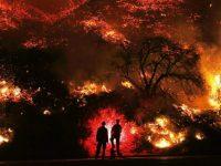 Калифорнийские пожары: почти 200 тысяч человек покинули свои дома