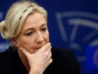 Кандидат в президенты Франции Ле Пен пыталась получитькредит на 3 млн евро в российском банке