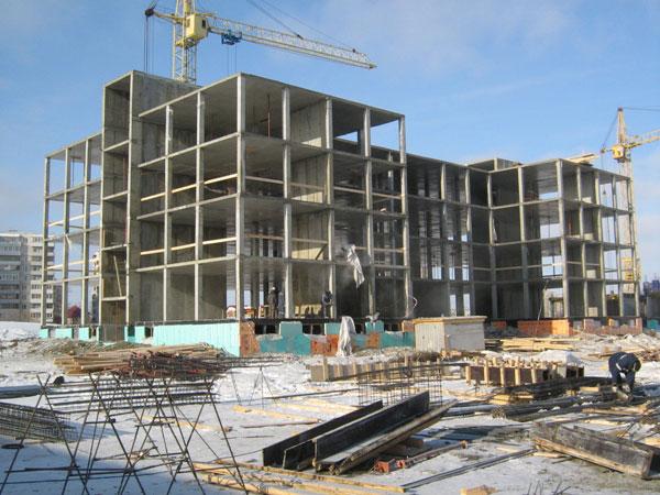 В чем преимущества каркасного строительства?