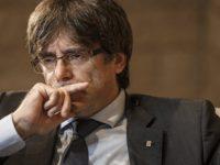 Карлес Пучдемон и четыре министра Каталонии сдались в полицию Бельгии