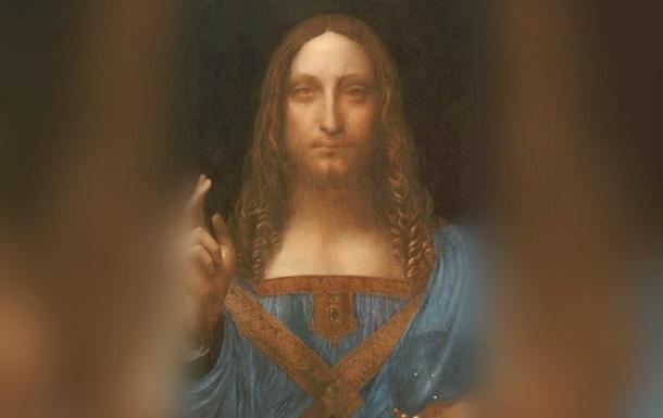 Картину да Винчи продают на аукционе за $100 миллионов
