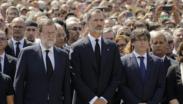 Каталония vs Испания: город Жирон официально объявил короля Испании персоной нон грата