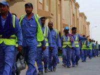 Катар вводит минимальную зарплату для рабочих мигрантов