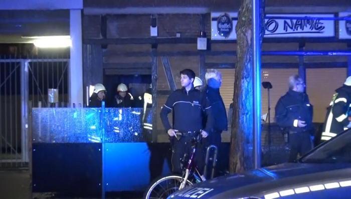 Перестрелка в Германии: при нападении на ресторан в Кельне есть раненые и погибший (фото)