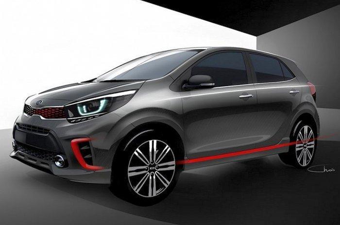 Kia презентовала бюджетный автомобиль Picanto (фото)