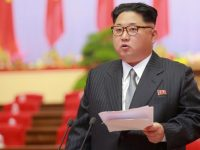 Ким Чен Ын обратился к нации с призывом