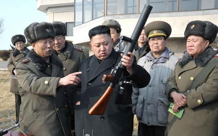 """Ким Чен Ын пообещал нанести по США """"невероятный и неожиданный"""" удар"""