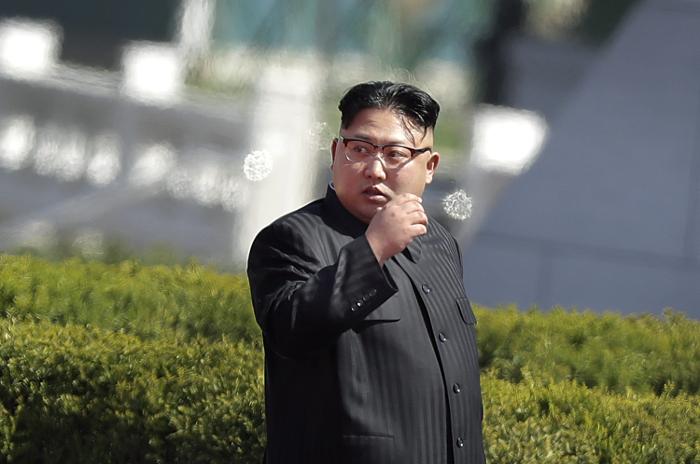 Ким Чен Ын сделал заявление о последнем запуске баллистической ракеты