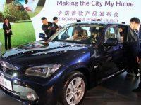 Китай дает низкие квоты для немецких электромобилей