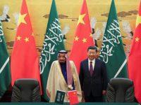 Китай и Саудовская Аравия подписали сделку на $65 млрд