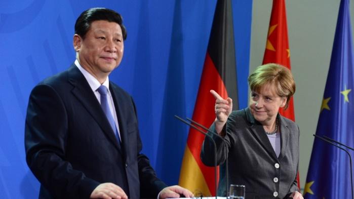 Китай инвестировал в Германию рекордные 11,2 млрд евро