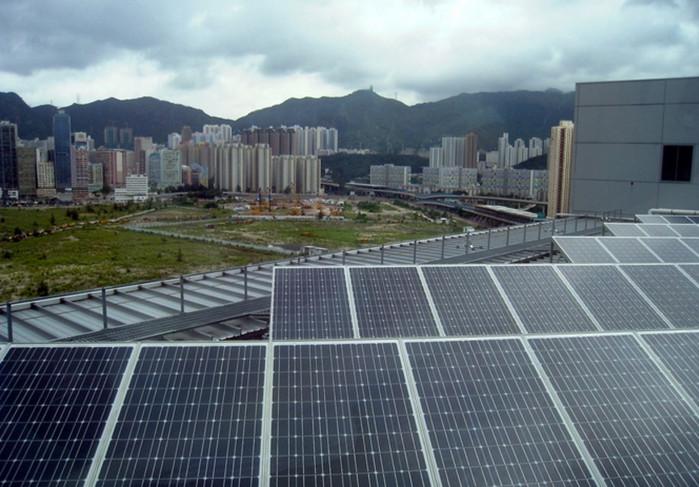 Китай инвестирует $361 миллиардов в добычу энергии из возобновляемых источников
